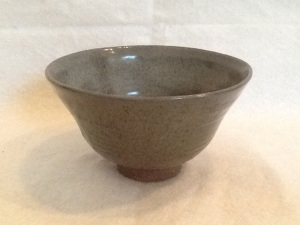 Bowl-George Gledhill-Stoneware-3 1/2n x 5 1/2in-$15.00-item #GG18
