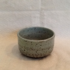 Tea Bowl/Cup-George Gledhill-Stoneware-2 1/2in x 4in-$15.00-item #GG23