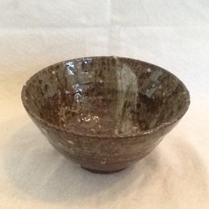 Bowl-George Gledhill-Stoneware-3in x 6in-$25.00-item #GG14